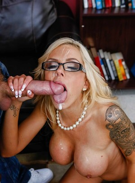 Cum On Tits Porn